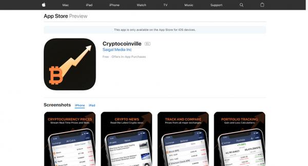 Cryptocoinville